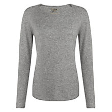 Buy Jigsaw Nibbed Edge Jumper Online at johnlewis.com