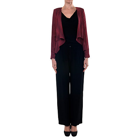 Buy allegra by Allegra Hicks Brooklyn Trousers Online at johnlewis.com