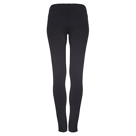 Buy allegra by Allegra Hicks Stella Leggings, Black Online at johnlewis.com