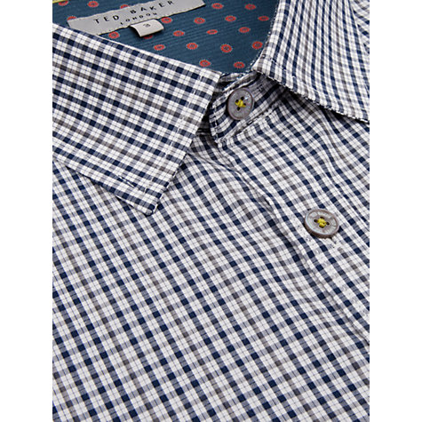 Buy Ted Baker Flannew Check Shirt Online at johnlewis.com