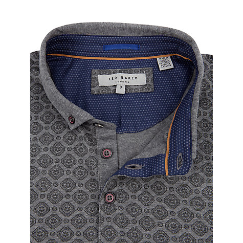 Buy Ted Baker Cotton Foxton Polo Shirt Online at johnlewis.com