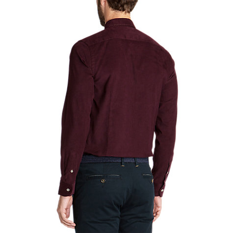 Buy Ted Baker Mindblo Cord Shirt Online at johnlewis.com