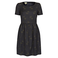 Buy NW3 by Hobbs Birdie Dress, Navy Multi Online at johnlewis.com