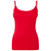 Buy Phase Eight Sequin Camisole, Red Online at johnlewis.com