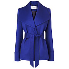 Buy L.K. Bennett Danoe Belted Coat Online at johnlewis.com