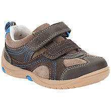 Buy Clarks Ru Rocks Fst Shoes, Brown Online at johnlewis.com