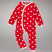 Buy Organics For Kids Spot Romper Online at johnlewis.com