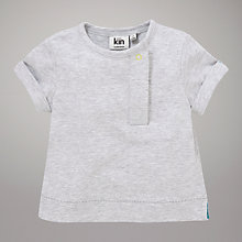 Buy Kin by John Lewis Marl T-Shirt, Grey Marl Online at johnlewis.com