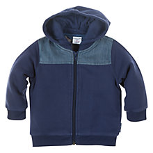 Buy Polarn O. Pyret Hooded Jacket, Indigo Online at johnlewis.com