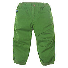 Buy Polarn O. Pyret Cargo Trousers, Fern Online at johnlewis.com