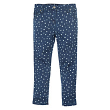 Buy Polarn O. Pyret Little Star Jeans, Blue Online at johnlewis.com
