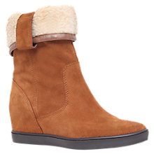 Buy Carvela Shore Ankle Boots, Tan Online at johnlewis.com