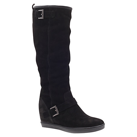 Buy Carvela Warm Knee Boots Online at johnlewis.com