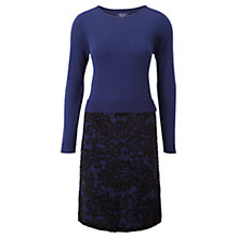 Buy Viyella Ella Dress, Blue Online at johnlewis.com