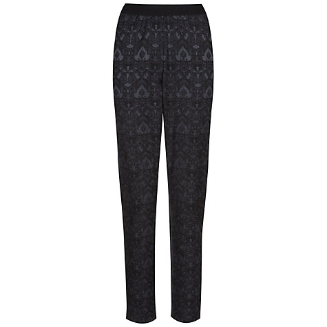 Buy Fenn Wright Manson Una Trouser, Navy Online at johnlewis.com