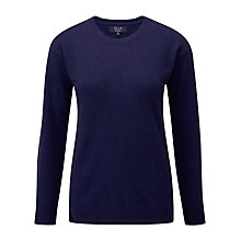 Buy Viyella Marina Ella Jumper, Blue Online at johnlewis.com