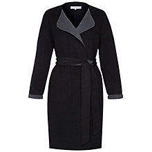 Buy Fenn Wright Manson Dillan Coat, Black/Grey Online at johnlewis.com