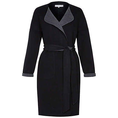 Buy Fenn Wright Manson Reversible Dillan Coat, Black / Grey Online at johnlewis.com