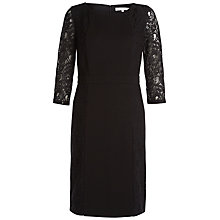 Buy Fenn Wright Manson Anya Dress, Black Online at johnlewis.com