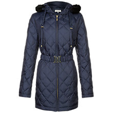 Buy Fenn Wright Manson Melana Jacket, Navy Online at johnlewis.com