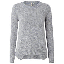 Buy White Stuff Hocking Jumper, Neutral Grey Online at johnlewis.com