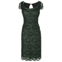 Buy Phase Eight Forest Belinda Lace Dress, Forest Online at johnlewis.com