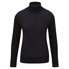 Buy Viyella Ella Diagonal Cable Jumper Online at johnlewis.com