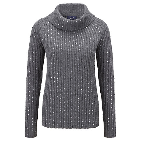 Buy Viyella Ella Beaded Jumper Online at johnlewis.com