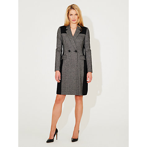 Buy Damsel in a dress Mallow Coat, Black Online at johnlewis.com