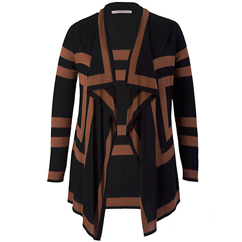 Buy Chesca Striped Cardigan Online at johnlewis.com