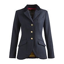 Buy Joules Parade Tweed Jacket, Blue Online at johnlewis.com