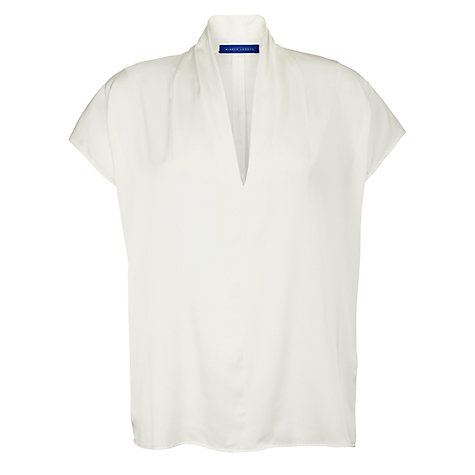 Buy Winser V-Neck Silk Top Online at johnlewis.com