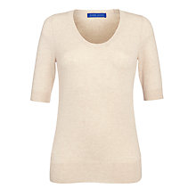 Buy Winser Short Sleeved Cashmere Jumper Online at johnlewis.com