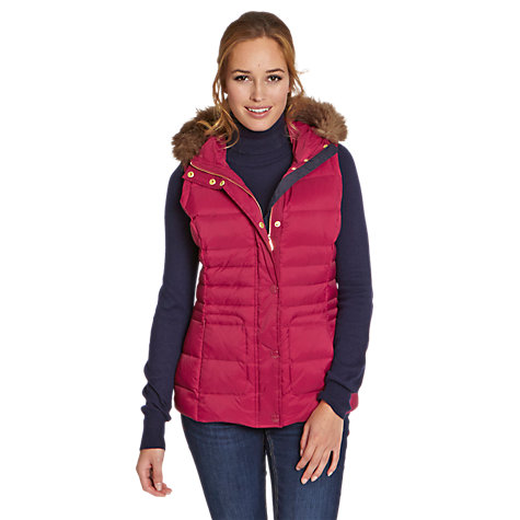 Buy Joules Appleton Gilet Online at johnlewis.com