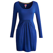 Buy Joules Alex Tunic Dress, French Navy Stripe Online at johnlewis.com
