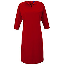 Buy Winser Lauren Miracle Dress, Hollywood Red Online at johnlewis.com