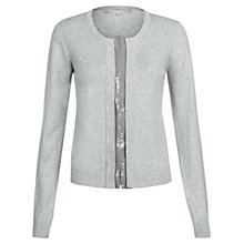 Buy Fenn Wright Manson Karla Cardigan, Steel Grey Online at johnlewis.com
