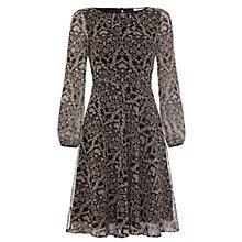 Buy allegra by Allegra Hicks Reagan Dress, Floral Baroque Online at johnlewis.com