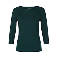Buy Hobbs Callandra Top, Loch Green Online at johnlewis.com