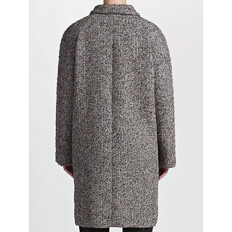 Buy Four Seasons Tweed Coat, Grey/Brown Online at johnlewis.com