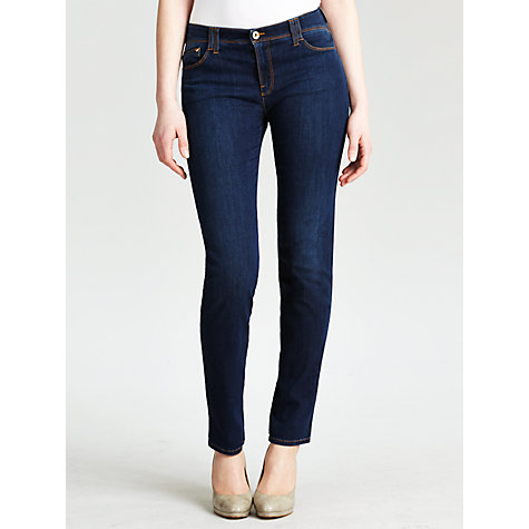 Buy Armani Jeans Super Skinny Jeans, Denim Online at johnlewis.com