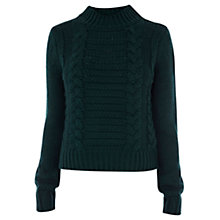 Buy Warehouse Crop Jumper Online at johnlewis.com