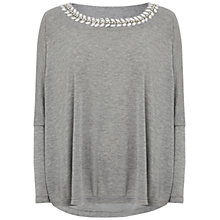 Buy Rise Wendy Top, Grey Online at johnlewis.com