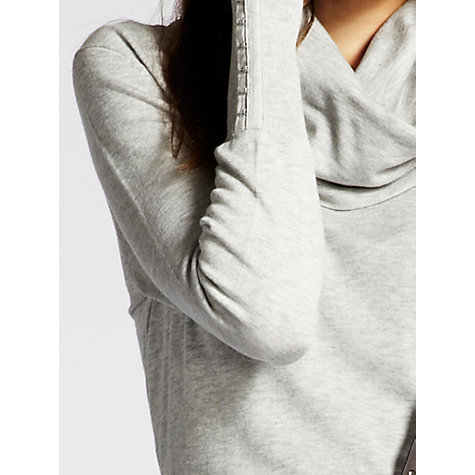 Buy Mint Velvet Tunic Jumper Online at johnlewis.com