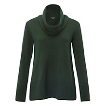 Buy Jigsaw Wool Mix Cowl Jumper Online at johnlewis.com