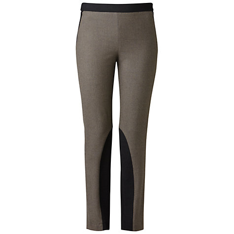 Buy Gérard Darel Wool Trousers, Khaki Online at johnlewis.com
