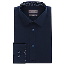 Buy John Lewis Cotton Linen Long Sleeve Shirt Online at johnlewis.com