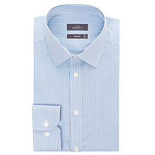 Buy John Lewis Tailored Non-Iron Stripe Shirt Online at johnlewis.com