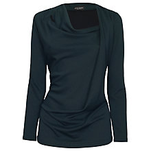 Buy James Lakeland Plain Pleat Side Top Online at johnlewis.com