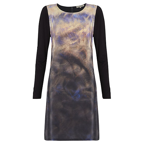 Buy Jigsaw Dawn Dress, Multi Online at johnlewis.com